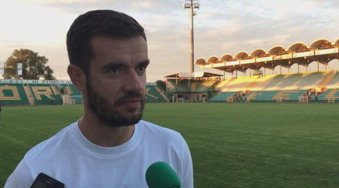 [VIDEO] V.Nikitović: Niejest łatwo, aledziałamy