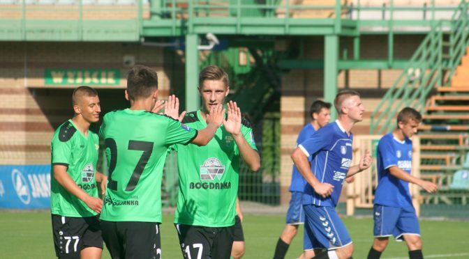 IV liga: Kłos Chełm – Górnik II Łęczna