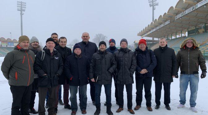Stadion Górnika Łęczna centrum treningowym Mistrzostw Świata U20!